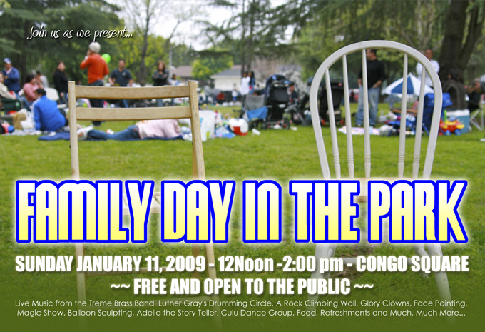 City of New Orleans -Family Day