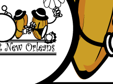 Nuts About New Orleans!